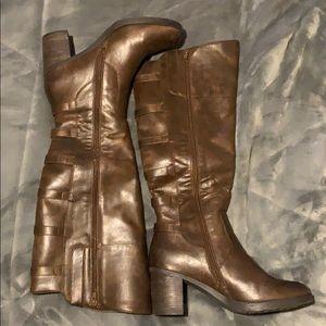 Baretraps Gyllian heeled brown boot